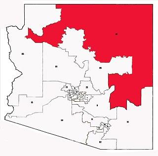 Arizonas 7th legislative district
