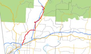 Arkansas Highway 282 highway in Arkansas