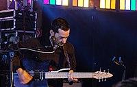 Aron Sanchez (Gase) (Buke and Gase) (Haldern Pop Festival 2013) IMGP5844 smial wp.jpg