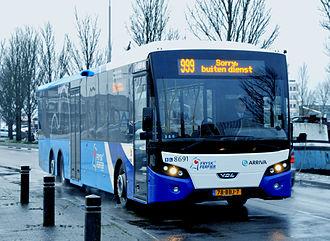 VDL Bus & Coach - VDL Citea XLE-145