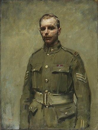 Royal Westminster Regiment - Sergeant Filip Konowal, VC, 47th Battilion, CEF