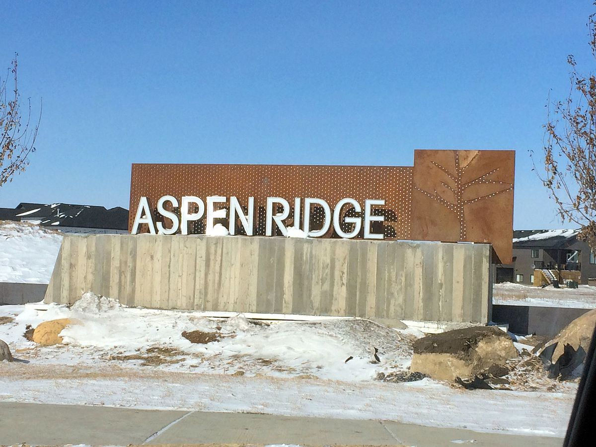 aspen ridge saskatoon wikipedia
