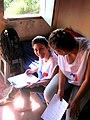 Assitente Social atuando no projeto Arquiteto de Familia.JPG