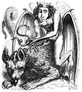 Astaroth Great duke of Hell in demonology