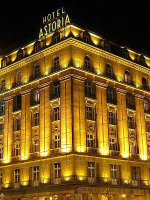 Danubius Hotel Astoria - Hotel Astoria