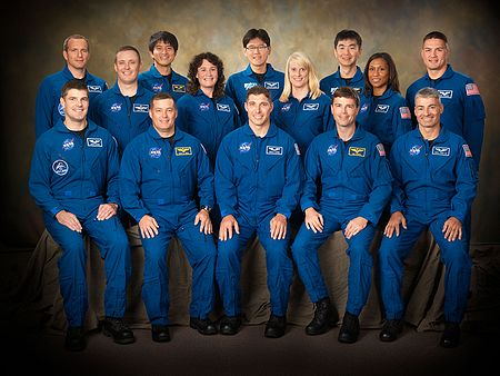 Astronaut class group 20