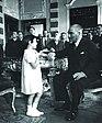 Atatürk, Resim ve Heykel Müzesi'nde.JPG