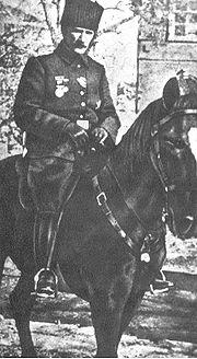 Mustafa Kemal Atatürk,Diyarbakır'da (1916)