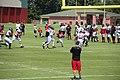 Atlanta Falcons training camp July 2016 IMG 7907.jpg