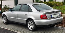 Audi A4 B5 Facelift rear 20090923.jpg