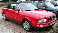 Audi 80 thumbnail