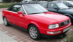 Audi B4 Cabriolet front 20071002.jpg