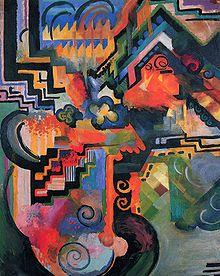 duitse kunstschilders 20e eeuw