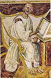 アウグスティヌス。6世紀