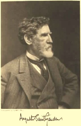 Augustus Saint-Gaudens - Augustus Saint-Gaudens, 1905
