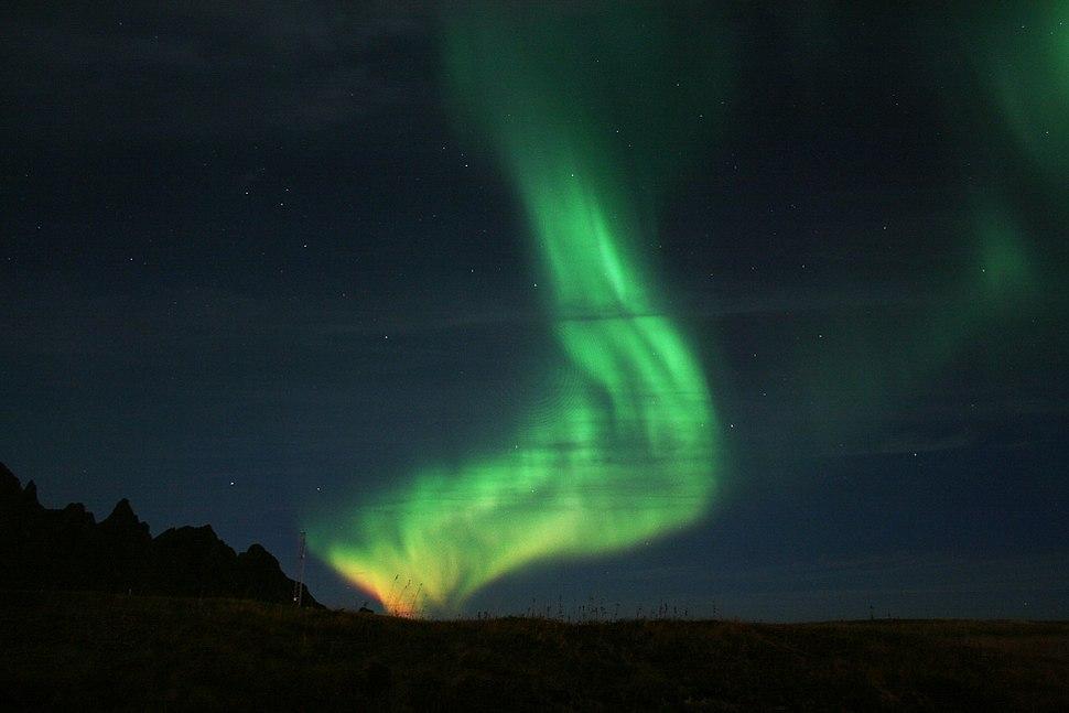 Aurora-borealis andoya