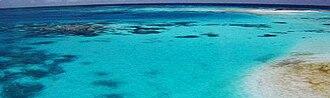 Las Aves archipelago - Image: Aves 5b