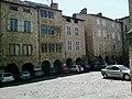 Aveyron Villefranche De Rouergue Place Notre-Dame Arcades De L'Hopital 29052012 - panoramio.jpg
