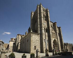 Avila, Catedral del Salvador-PM 16797.jpg