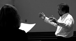 Axel Theimer Conductor, composer, singer, professor