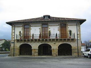 Abadiño Municipality in Basque Country, Spain