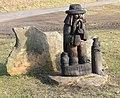 Bělohrad Pardoubek socha 2014 10.jpg