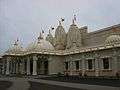 BAPS temple, Leicester.JPG