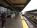 BART train at West Oakland station, June 2013.jpg