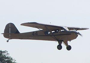Taylorcraft B - 1946 Taylorcraft BC-12-85