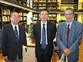BCN publica libro sobre las relaciones entre Chile y Japón (4155570181).jpg