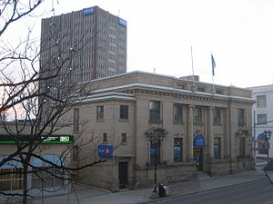 Molson Bank - Image: BMO Molsons Bank Waterloo