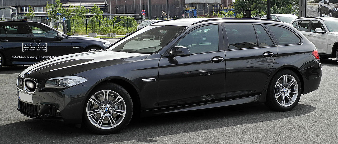 File Bmw 520d Touring M Sportpaket F11 Frontansicht