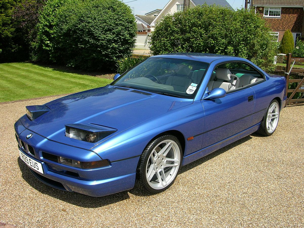 bmw 8 series e31 wikipedia. Black Bedroom Furniture Sets. Home Design Ideas