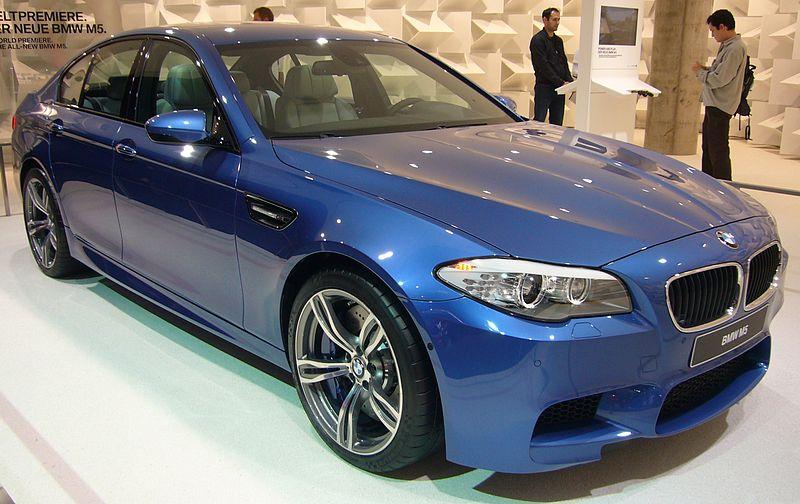 File:BMW M5 F10 (front quarter).jpg
