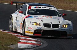 BMW Rahal Letterman Racing 2009 1000km of Okayama (Race 1).jpg