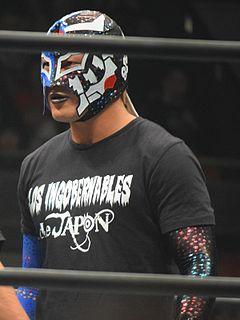 Bushi (wrestler) Japanese professional wrestler