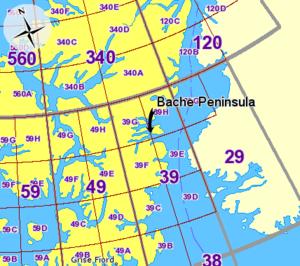 Bache Peninsula - Bache Peninsula