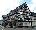 Bad Schwalbach – Fachwerkhaus Schmidtberg-Ecke Adolfstraße - panoramio.jpg