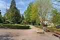 Badenweiler - Kurpark Eingang Vitteler Platz Bild 1.jpg