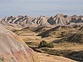 Badlands National Park - Yellow Mounds 1.jpg