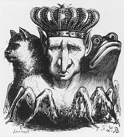 Baal ใน Dictionnaire Infernal
