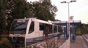 Linnich - Rurtalbahn in Linnich