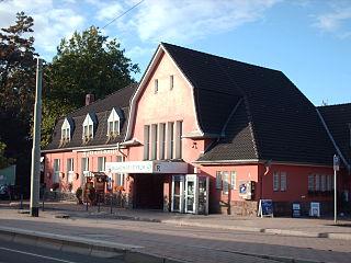 Mülheim-Styrum station