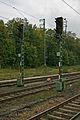 Bahnhof Recklinghausen Hbf 11 Ausfahrsignale.JPG