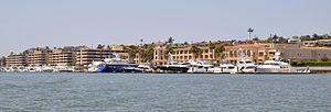 Balboa Bay Resort - Image: Balboa Bay Resort May 2013 photo D Ramey Logan