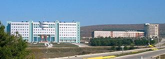 Balıkesir Province - Balıkesir University