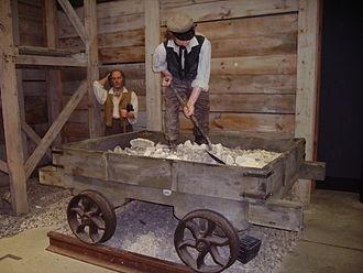 Museum of the Great Western Railway - Image: Ballast wagon