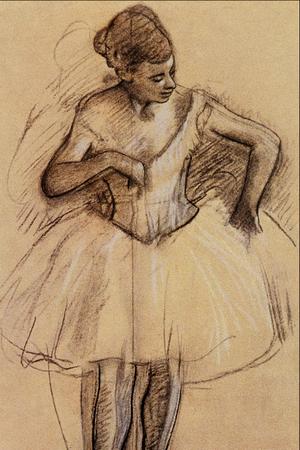 Ballet Dancer - Edgar Degas