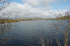 Ballylough private fishing lough - geograph.org.uk - 740923.jpg