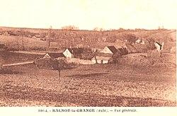 Balnot-la-Grange Carte postale 10.jpg